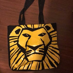 💥SALE-Disney Lion King tote bag